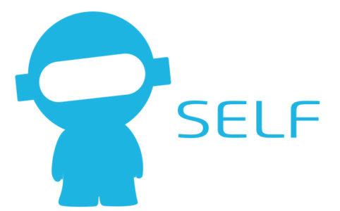 人工知能アプリ「SELF」