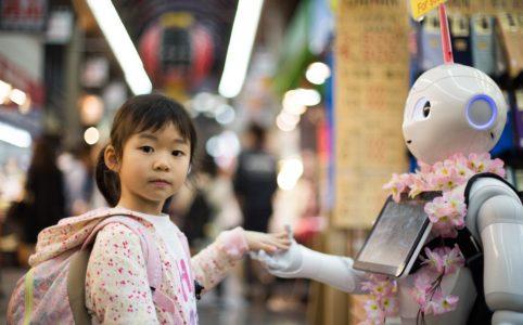 人工知能と子供