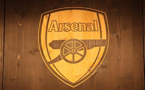 arsenalのロゴ